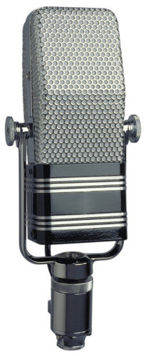 Ribbon Microphone Example